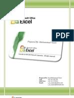 M.S Excel Assigment