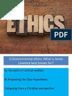 ETHICS REVISION QUIZ
