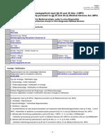 German Registration 2