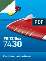 Fritzbox-7430 Man de De