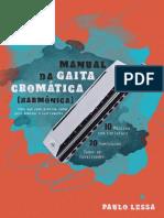Manual Da Gaita Croma Tica Harmo Nica Paulo Lessa