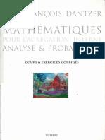 Mathématiques Pour l'Agrégation Interne Analyse Et Probabilités, Cours Et Exercices Corrigés ( PDFDrive )