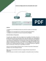 Taller 12 _Configuración de contraseñas del router