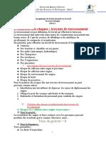 Série 2 Evaluation Des Risques