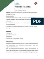 TUTORÍA DE CUARESMA CURSO ESO 2020_2021