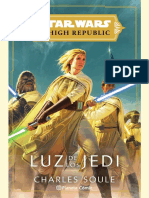 Plan Editorial de Planeta Para Star Wars The High Republic
