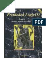 Bill Edwards - Fretboard Logic. Vol 3. Rus