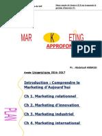 CH2 marketing d_innovation-2016.pptx · version 1