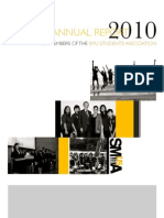 SMU Students' Association Council (SAC) Annual Report 2010_Final