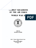 Combat Squadrons of the Air Force World War II