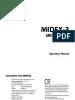 Midex3OperationManual