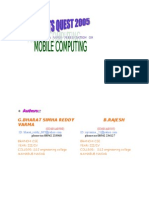 23336251 Mobile Computing