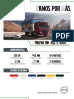 CAMION VOLVO VM 4x2R 5900