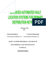 Automated Fault Location
