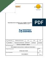 IPP2001-INGE-PR-0003 PROCEDIMIENTO DE INSTALACION Y MONTAJE DE BANDEJAS