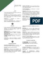 Guia Rápido de Referência as Regras DnD 5e