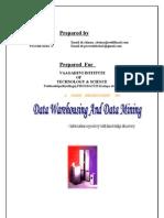 DataWare Housing Data Mining