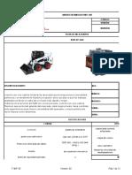 KOMATSU PC 120-8 Y MINICARGADOR