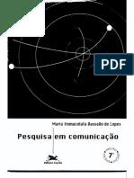 Maria Immacolata Vassallo de Lopes - Pesquisa Em Comunicação (2003)