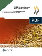 Examen OCDE Système Contrôle Audit Tunisie