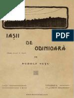 Iasii de Odinioara Vol. I - Rudolf Sutu