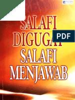 Salafy di gugat Salafy menjawab