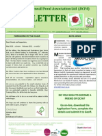 DCFA Feb-Mar 2011 Newsletter