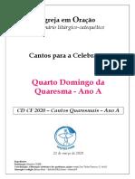 4º Domingo da Quaresma_A