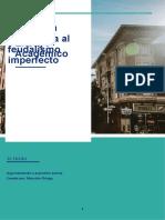 Ensayo feudalismo imperfecto