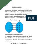 trabajo de matematicas 8v0 año