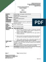 Guía 1 Grado 3° Coordinación dinámica general