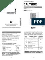 CALYBOX-20 Manual