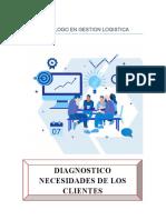 DIAGNOSTICO NECESIDADES DE LOS CLIENTES