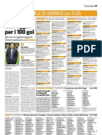 La Gazzetta Dello Sport 27-02-2011
