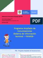 Pp Presentación Del Paiweb