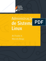 Administracao de Sistemas Linux