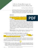 03. as Fases Do Estudo Sobre Regulação Econômica Na Sensibilidade Jurídica Brasileira