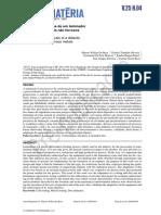 2020 - Adaptação e análise de um laminador