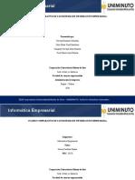 Cuadro Comparativo de Los Sistemas de Información Empresarial