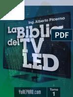 La Biblia Tv LED Libro Picerno