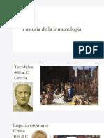 1. Historia de la inmunología