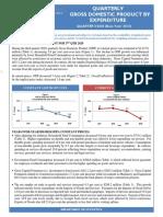 Quarterly GDP Publication - Q3 2020