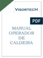 Manual de operação caldeiras