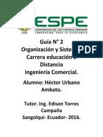 GUIA 2 Organización-y-Sistemas