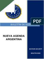 Nueva Agenda Argentina