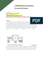 Z-source Inverter for Adjustable Speed Drives (a Novel Asd System)