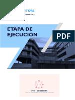 ETAPA DE EJECUCIÓN 1