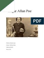 Edgar Allan Poe es un autor muy peculiar