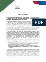 Declaracion Plenario Nacional_27!02!2021