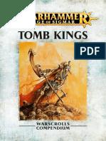Warhammer Aos Tomb Kings It